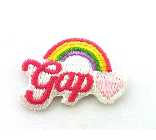 custom cloth embroidery badge manufacturers