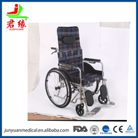steel foldable econimic cheapest wheelchair 609G for sale in alibaba