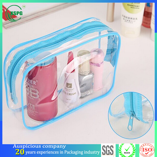 8105b99710ce Cheap Reusable Small Clear Pvc Cosmetic Pouch Bag - Buy Clear Pvc ...