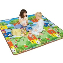 Wholesale XPE Foam Portable Outdoor Kids Play Mat