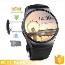 Shenzhen CE ROHS Montre Telephone Bluetooth 4.0 Phone Wifi Sim Smartwatch Android Smart Watch