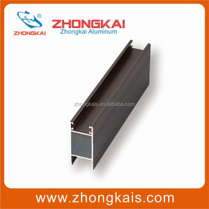 Sea view aluminum door window profiles