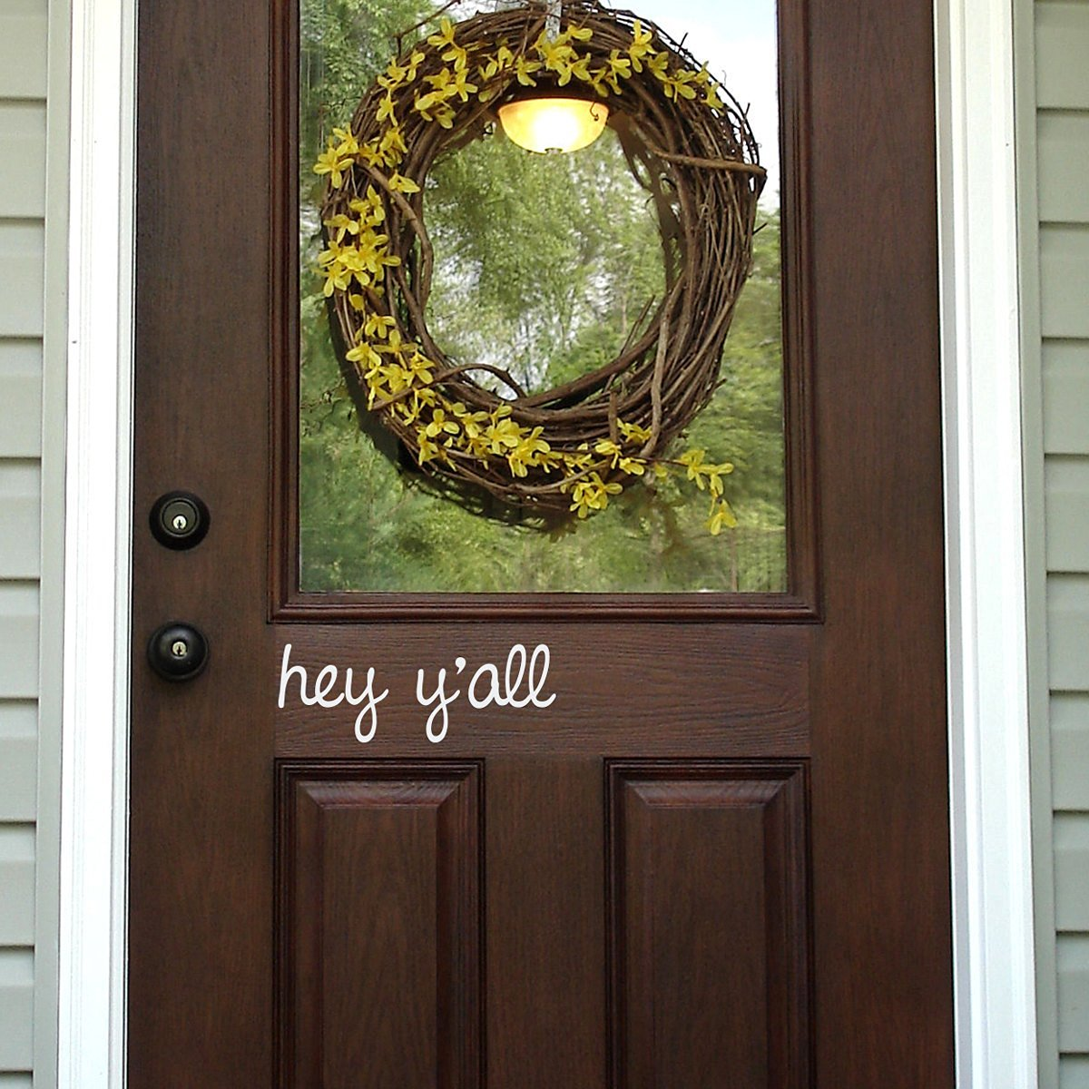 f0321aa83ceb Front Door Numbers 4 Outdoor Script Decal Number Address Decal DE0509