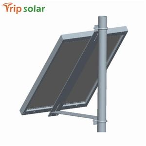 solar panel racking mounts for home solar pole installation