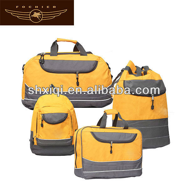 travel bag set 4