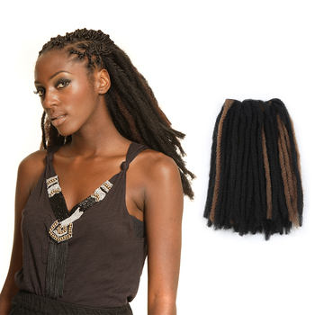 Factory Wholesale Synthetic Hair Crochet Braids Janet Collection