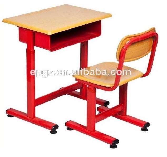 Verstelbare school stoelen kinderen bureau bevestigd in for Sedie costo