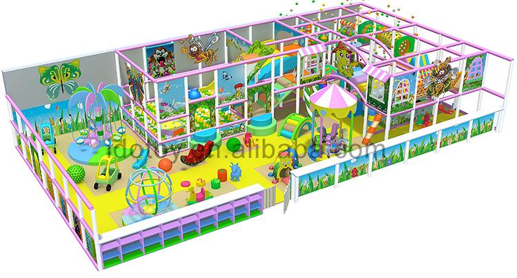 Ihram Kids For Sale Dubai: Special Design Funny Kids Foam Coated Indoor Playground