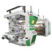 TOP quality High speed flexo printing machine