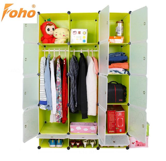 Cabinet Design For Clothes For Kids large capacity portable bedroom wardrobe cabinet plastic kids