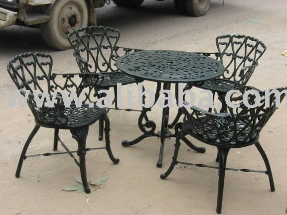 Elegant Garden Furniture/cast Iron Furniture/chair   Buy Garden Furniture Product  On Alibaba.com