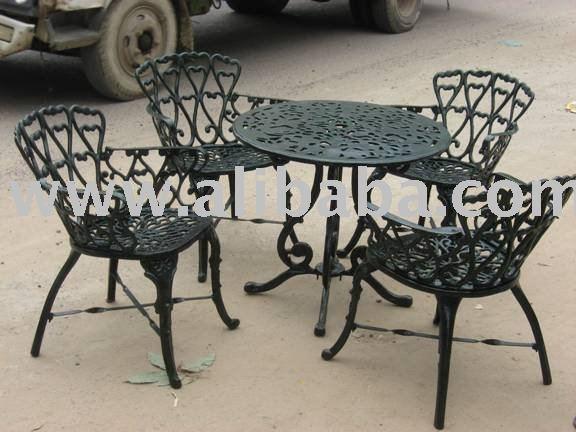 garden furniturecast iron furniturechair