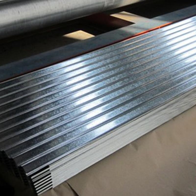 Type Of Corrugated Roofing Sheet Material Zinc Aluminum