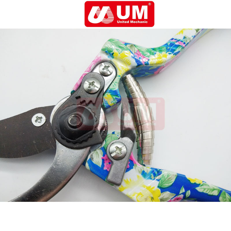 Manufacturer Hand Tools floral printing hand Garden Shears Hand Pruner