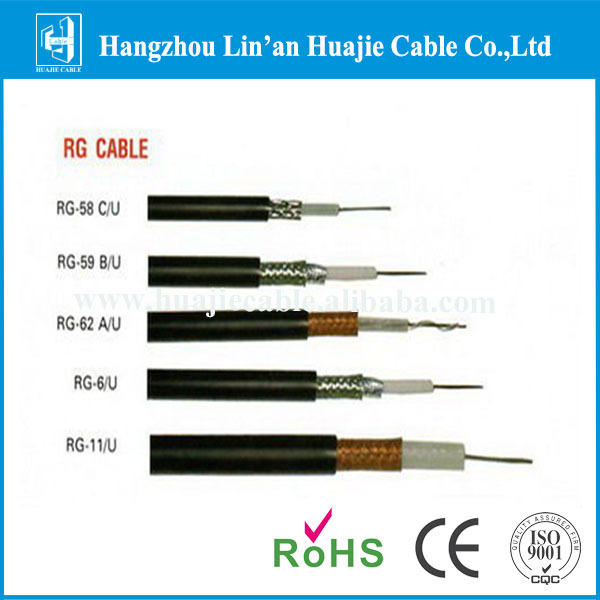 Rg11 Coaxial Cable : انخفاض خسائر rg كابل محوري price