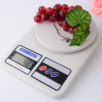 EK6007 5kg electronic kitchen scale home kitchen equipment LCD display digital weighing scale