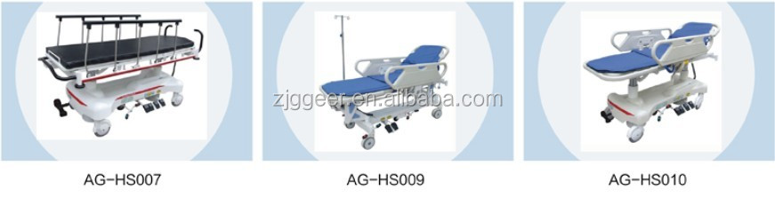 Ag-hs005 Luxurious X-ray And Cpr Function Hydraulic With Medical ...