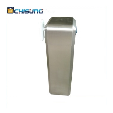 Security Professional Barrier Gate Road With Straight Arm