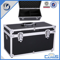 aluminum carrying tool case with plates&compartments