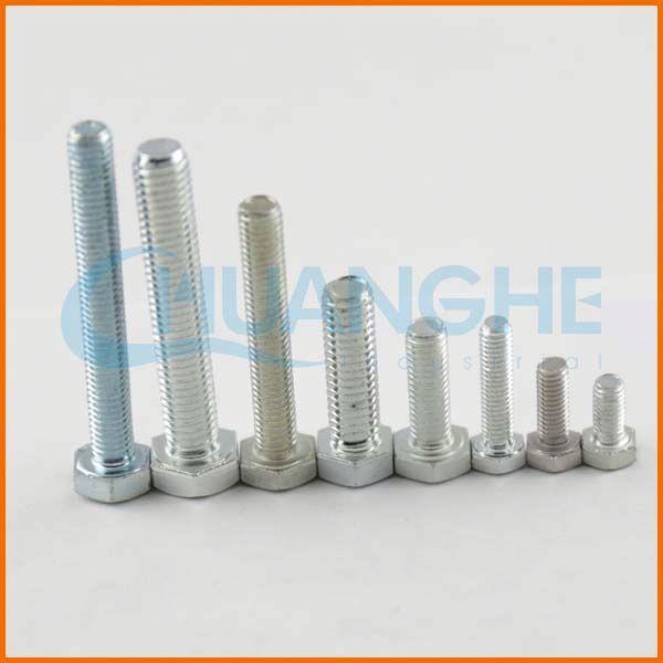 China Supplier 7075 Aluminum Bolts Anodizing Turning Parts