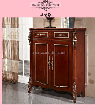 Foshan Furniture High Quality Shoe Cabinet Wooden Shoe Cabinet