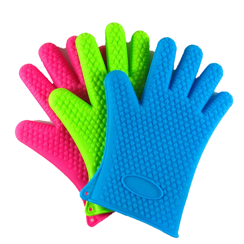 Heat Resistant Silicone Cooking Gloves Supplieranufacturers At Alibaba