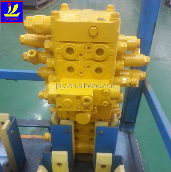 Hydraulic Hand Control Valve : Excavator hydraulic directional control valves