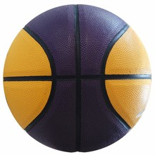 Professional sports ball supplier high-quality PU basketball