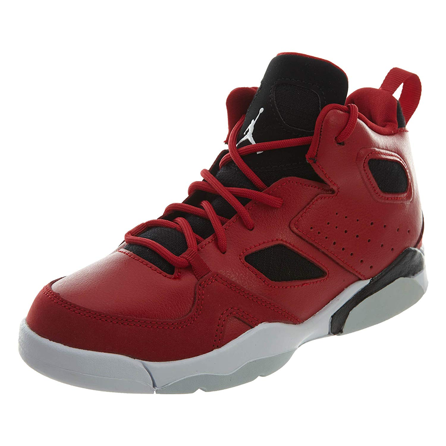 aa8059db95fa2 Get Quotations · Jordan Kids Flight Club 91 (PS) Gym RED White Black Size  11.5