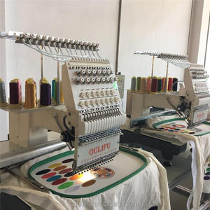 6e648e9bec924 OL-1501B S W F type single head embroidery machine for sale with cap  tubular flat embroidery