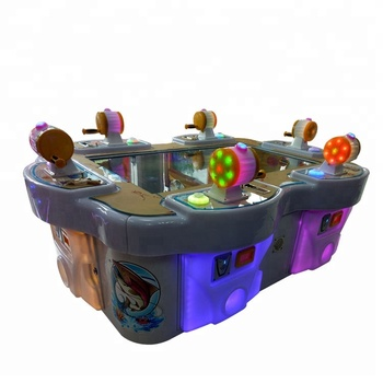 Chenshou fish push coin arcade simulator toy game machine