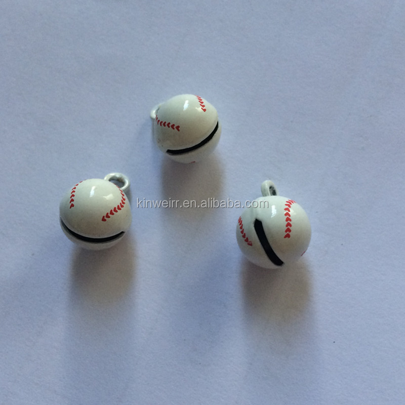 Good Quality Metal White Jingle Bells For Christmas Sleigh