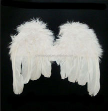 Nuovo Design <span class=keywords><strong>A</strong></span> <span class=keywords><strong>Buon</strong></span> <span class=keywords><strong>Mercato</strong></span> Handmade White Feather Angel Wings