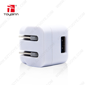 UL Certified USB Wall Charger 5V 1000MA USB Power Adapter 5V UL Mini