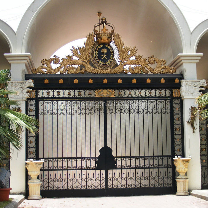 Bisini Main Iron Gate Main Gate Design Home Buy Main Iron Gate House Gate Design Iron Gates