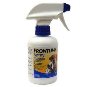 frontline plus spray for dog
