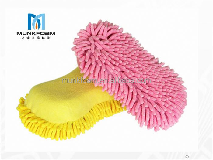 Good price car cleaning products 2017 new design car cleaning tools for sponge car wash
