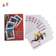 high quality professional customized 57*87mm 63*88mm blank designs printing paper playing card