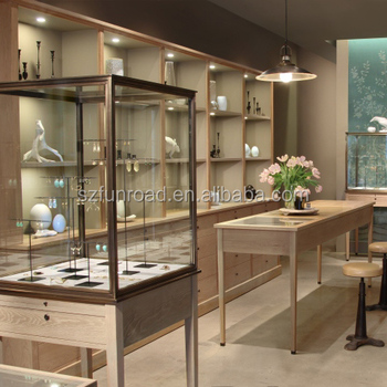 Fashion Jewellery Shop Showroom Furniture Counter Design View Fashion Jewellery Shop Showroom Furniture Counter Design Funroad Product Details From Shenzhen Carpentry Family Commercial Furniture Co Ltd On Alibaba Com