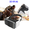 Virtual Reality 3D Pocket Glasses, Portable Foldable VR BOX with Tuning Focus and Headband for iPhone 6