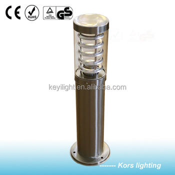 New Design Aluminum Brightness Stainless Steel Garden Light,Stand ...