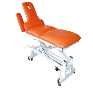 Body massage therapy cilnic Electric examination table patient couch