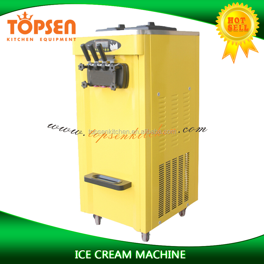 Guangdong Good Service Trade-Assure Coldelite Ice Cream Machine