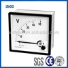 Voltmeter Analog Panel Mount meter DC 96*96 0-50V working principle of digital voltmeter