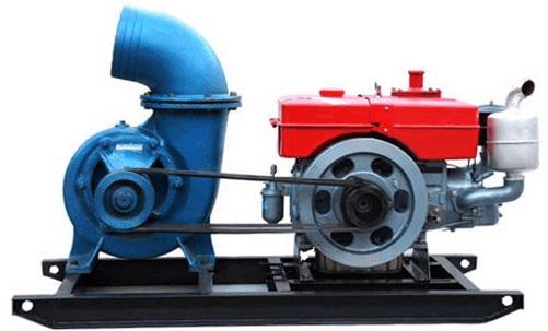 Farm diesel 20hp irrigation water pump machine for sale for Diesel irrigation motors for sale