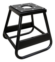 OEM Custom High Quality Aluminum Black Motorcycle Lift Stand