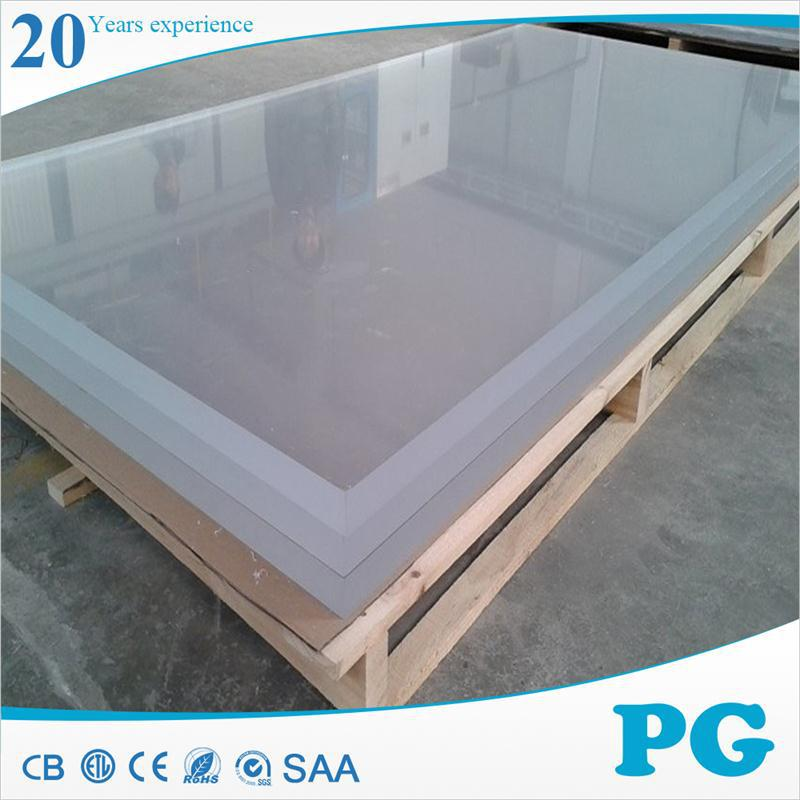 PG 4ft x 6ft Acrylic Transparent Plastic Sheet for Basketball Backboard