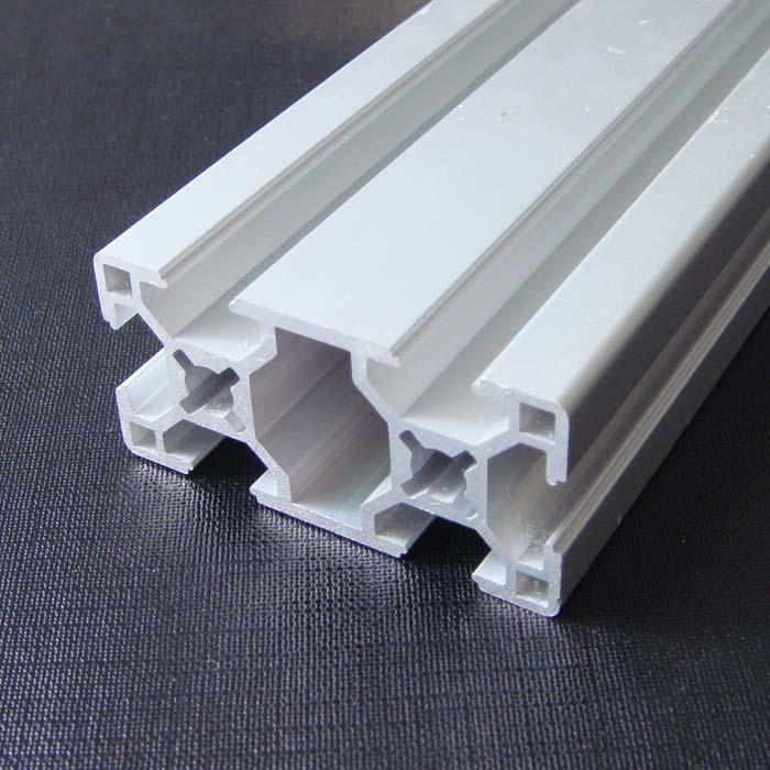 aluminum profile aluminum extrusion profile 3060 t slot groove 8 l 1000mm alloy in aluminum. Black Bedroom Furniture Sets. Home Design Ideas