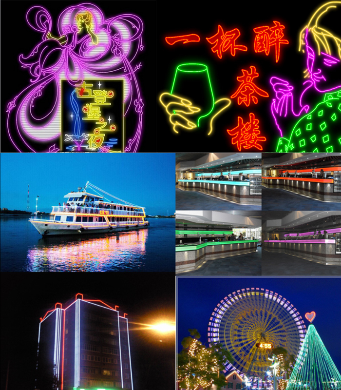 Shenzhen Wasserdichte 5050 Ip68 Farbwechsel El Draht Neon ...