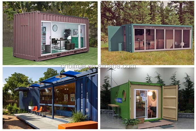 New technology fast assembling intermodal container house buy intermodal container house - Intermodal container homes ...